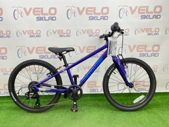 "фото Велосипед 20"" Cannondale QUICK GIRLS OS 2021 ULV"