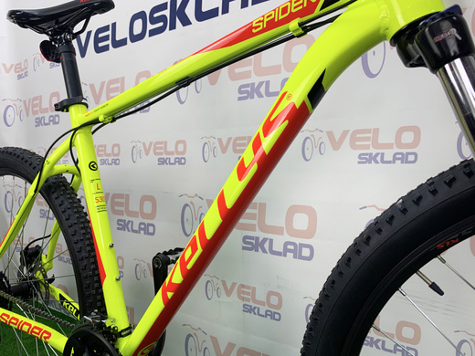 фото Kellys 2020 Spider 30 (29˝) Neon Lime